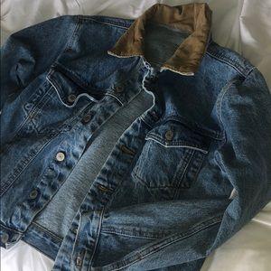 PAC sun demin jacket